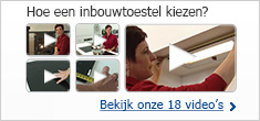 inbouw video dampkap