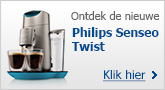 Banner Philips Senseo Twist