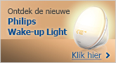 Banner Philips Wake Up Light