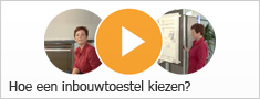 inbouw video stoomoven