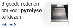 Pyrolyse Oven