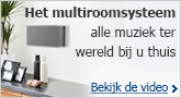 Wat is een multiroomsysteem?