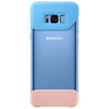 SAMSUNG 2 PIECE COVER BLUE GALAXY S8 PLUS