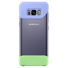 SAMSUNG 2 PIECE COVER GREY/GREEN GALAXY NOTE 8