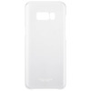 SAMSUNG CLEAR COVER SILVER GALAXY S8 PLUS