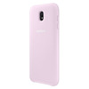 SAMSUNG DUAL LAYER COVER PINK GALAXY J7 2017