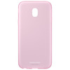 SAMSUNG JELLY COVER PINK GALAXY J3 2017