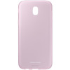 SAMSUNG JELLY COVER PINK GALAXY J5 2017
