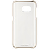 SAMSUNG CLEAR COVER GOLD GALAXY S7