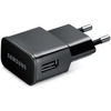SAMSUNG WALL CHARGER BLACK 2AMP