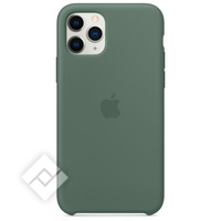 APPLE IPHONE 11 PRO SILICONE CASE GREEN