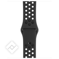 APPLE 38MM ANTHRACITE/BLACK NIKE SPORT BAND - S/M & M/L