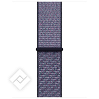 APPLE 38MM MIDNIGHT BLUE SPORT LOOP