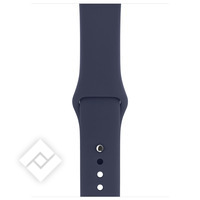 APPLE 38MM MIDNIGHT BLUE SPORT BAND - S/M & M/L