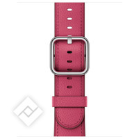 APPLE 38MM PINK FUCHSIA CLASSIC BUCKLE