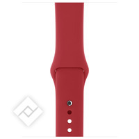 APPLE 38MM (PRODUCT) RED SPORT BAND - S/M & M/L