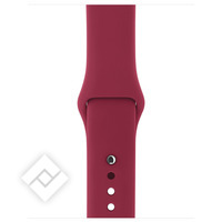 APPLE 38MM ROSE RED SPORT BAND - S/M & M/L