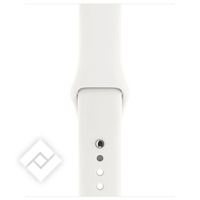 APPLE 38MM SOFT WHITE SPORT BAND - S/M & M/L