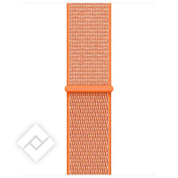 APPLE 38MM SPICY ORANGE SPORT LOOP