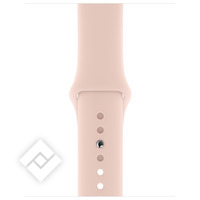 APPLE 40mm Pink Sand Sport Band - S/M & M/L