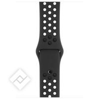 APPLE 42MM ANTHRACITE/BLACK NIKE SPORT BAND - S/M & M/L