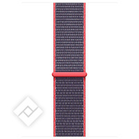 APPLE 42MM ELECTRIC PINK SPORT LOOP