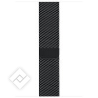 APPLE 42MM SPACE BLACK MILANESE LOOP