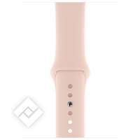 APPLE 44mm Pink Sand Sport Band - S/M & M/L