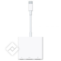 Pc / printer kabel USB-C TO HDMI adapter