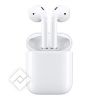 APPLE AIRPODS MMEF2ZM/A WHITE
