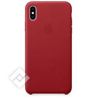 APPLE CASE RED IPHONE XS MAX