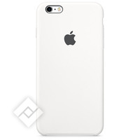 APPLE SILICONE COVER WHITE IPHONE 6S
