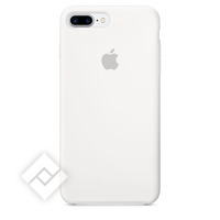APPLE SILICONE COVER WHITE IPHONE 7 PLUS