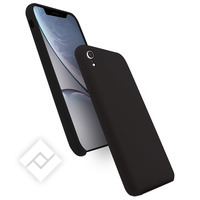 Apple-smartphonehoesje SIL COVER IPHONE XR BLK