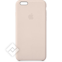 APPLE LEATHER CASE PINK IPHONE 6 PLUS / 6S PLUS