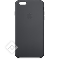 APPLE SILICONE CASE BLACK IPHONE 6+/6S+