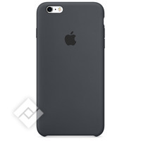 APPLE COVER SILI BLK IPH6/6S