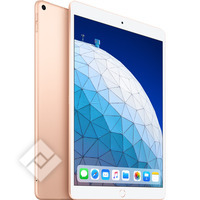 APPLE IPAD AIR (2019) WIFI + 4G 256GB GOLD