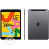 APPLE NEW IPAD 2019 10.2 CELLULAR 32GB SPACE GREY