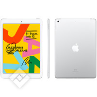 APPLE NEW IPAD 2019 10.2 CELLULAR 128GB SILVER
