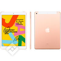APPLE NEW IPAD 2019 10.2 CELLULAR 128GB GOLD