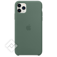 APPLE IPHONE 11 PRO MAX SILICONE CASE GREEN