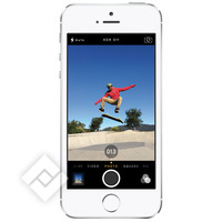 APPLE IPHONE 5S SILVER 16GB+SIM