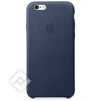 APPLE LEATHER CASE BLUE IPHONE 6S