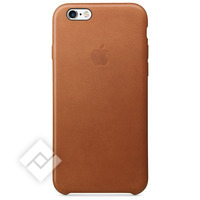 APPLE LEATHER CASE BROWN IPHONE 6S