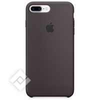 APPLE SILICONE COVER COCOA IPHONE 7 PLUS