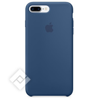 APPLE SILICONE COVER BLUE IPHONE 7 PLUS