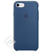 APPLE SILICONE CASE BLUE IPHONE 7
