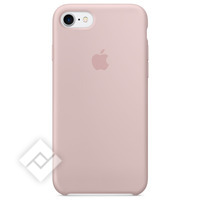 APPLE IPHONE 7 SILICON CASE PNK
