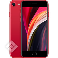 APPLE IPHONE SE 2020 64GO RED REFURBISHED RENEWD